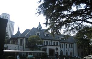 歴史のある建物