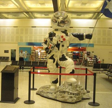 ヒューストン空港