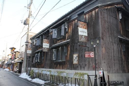 黒壁ストリート