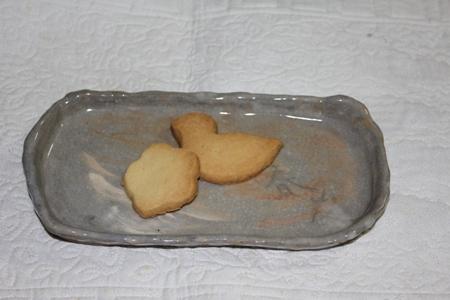クッキーとお皿