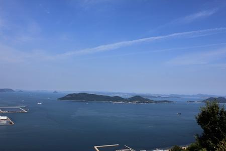 屋島からの眺め